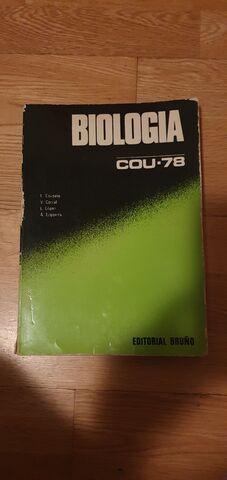 BIOLOGÍA COU 78 - EDITORIAL BRUÑO - foto 1