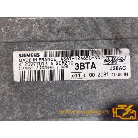S120977013A FORD 4S61-12A650-NA 3BTA - foto 2