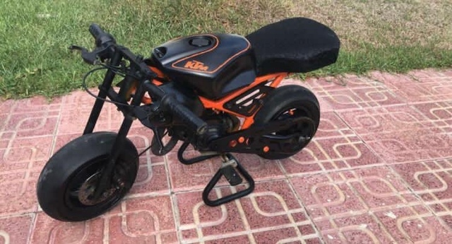 MINI MOTO REPLICA KTM - foto 1