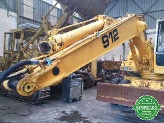 CONSTRUCTION EQUIPMENT - EXCAVATOR - EXC - foto 1