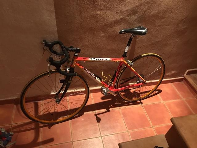 Bicicleta De Carretera Mendiz