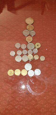Colección De Monedas Juan Carlos I