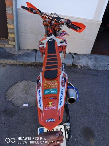 KTM - KTM 350 EXC SIX DAYS 2015 - foto 3