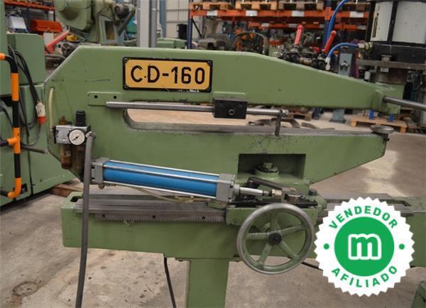 CIZALLA CIRCULAR DENN MODELO CD-160 - foto 4