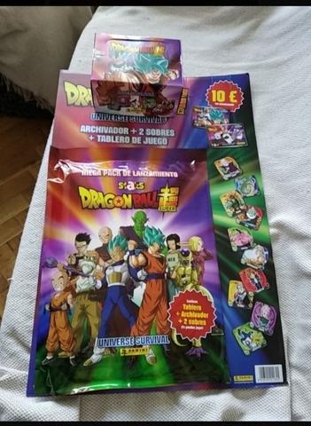 Pack Dragón Ball Super Universe Survival