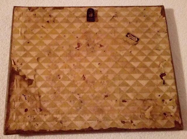 CUADRO RELIEVE OPEL DE 1905 - foto 2