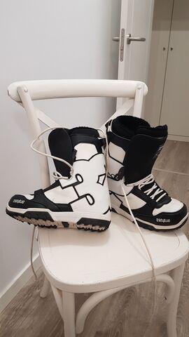 Botas De Snowboard Seminuevas
