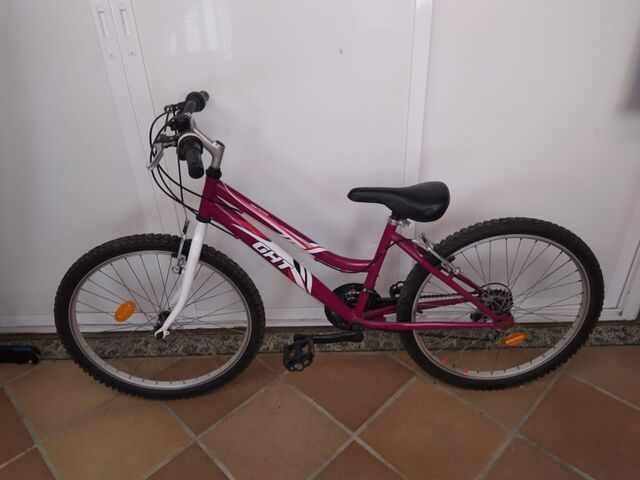 """Bicicleta De Montaña Ghc 24\"""""""