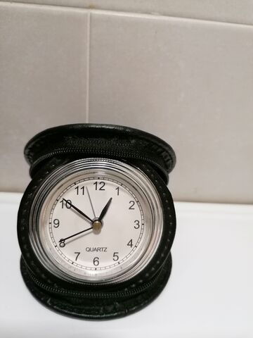 Reloj Despertador Quartz Antiguo