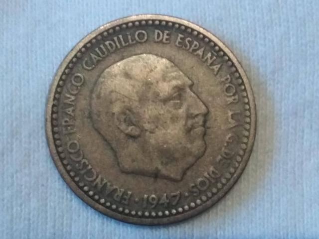 Vendo Moneda De 1947 De Francisco Franco