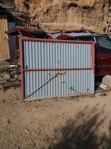 Portón Puerta Hierro