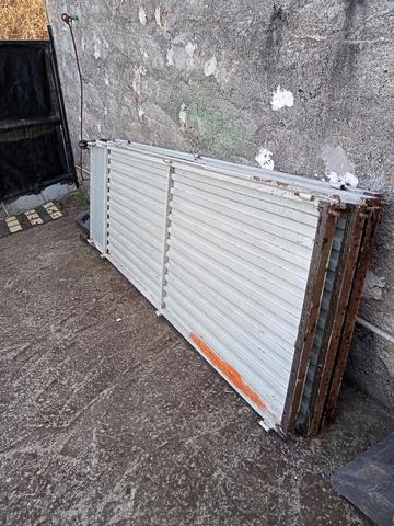 Puertas De Garaje De Hierro