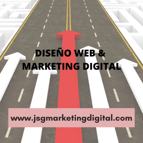 DISEÑO WEB | MARKETING DIGITAL  LOW COST - foto 1