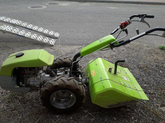 MOTOCULTOR GRILLO G85D - foto 2