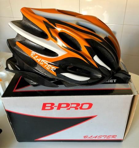 Casco Niño Bicicleta Bpro Blaster