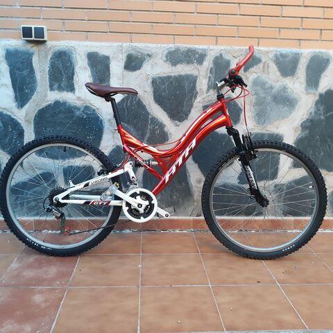 Bicicleta De Montaña Seminueva