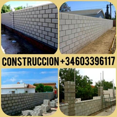 CONSTRUCCION REFORMAS ALBAÑILERIA - foto 8