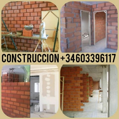 CONSTRUCCION REFORMAS ALBAÑILERIA - foto 9