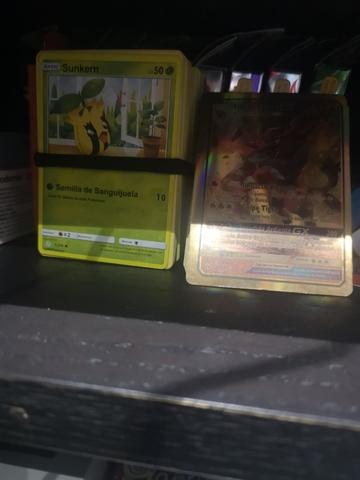 150 Cartas Pokemon, 20 Gx Incluidas