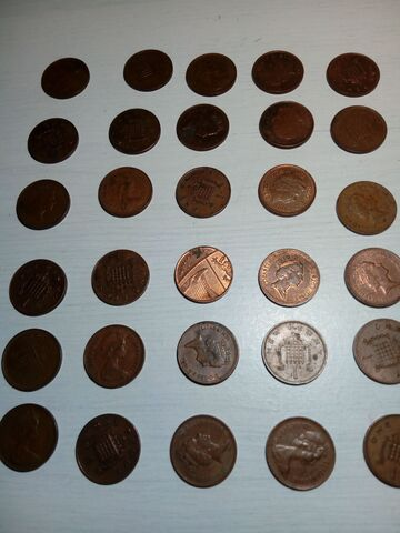 Monedas De España Y Varios Paises
