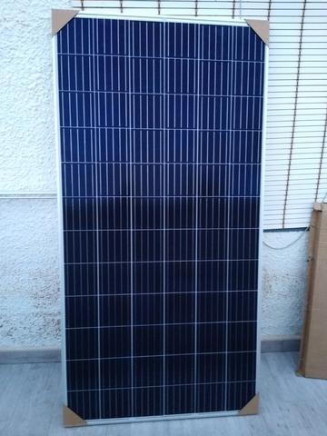 Placa Solar Atersa 390Wp A24V +Regulador