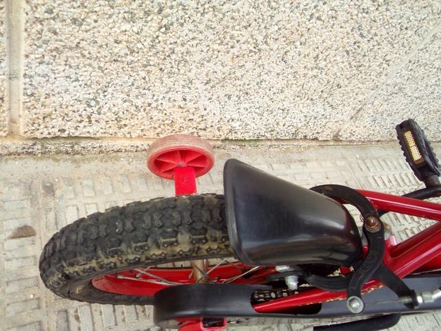 BICICLETA 12 PULGADAS RUEDINES - foto 5