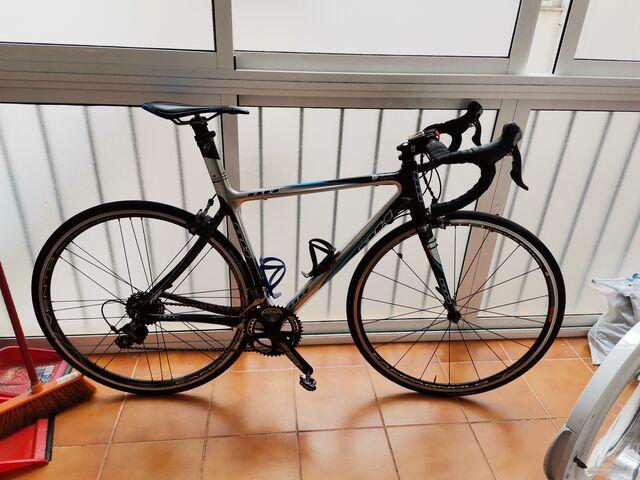 Despiece Bici Carbono Bh