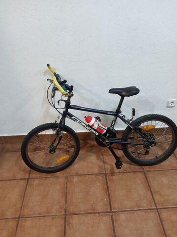Bicicleta Montaña Niño De 14 Pulgadas