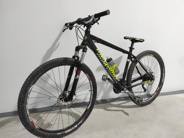 "Bicicleta Megamo 29\"""