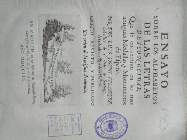 Libro Antiguo Raro