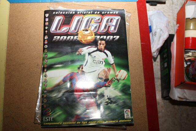 Album Liga Este 2006/07