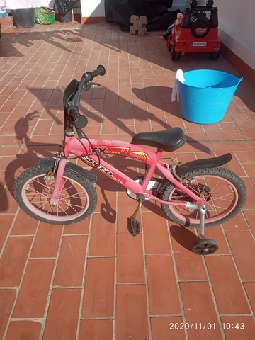 Vendo Bicicletas De Niño