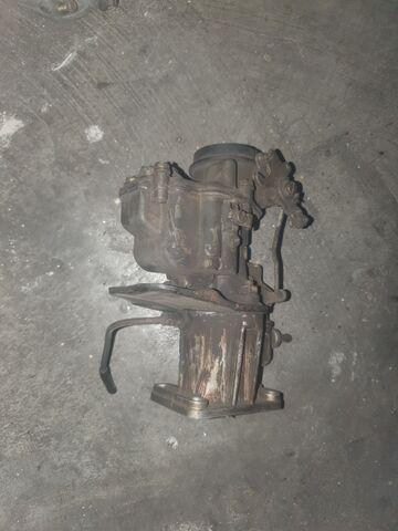 CARBURADOR Y AMARRE A COLECTOR SEAT 850 - foto 2