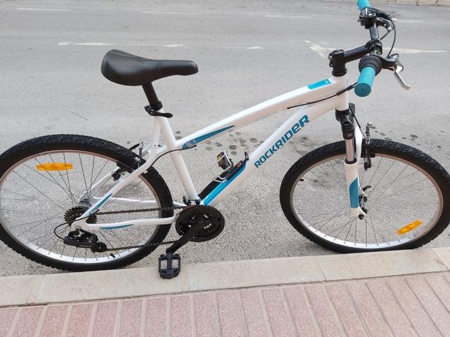 Bicicletas Rockrider