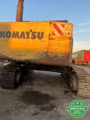 KOMATSU PC 600 - 6K - foto 6