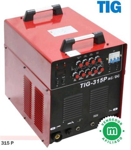 Soldadura Inverter Tig Aluminio Electrod