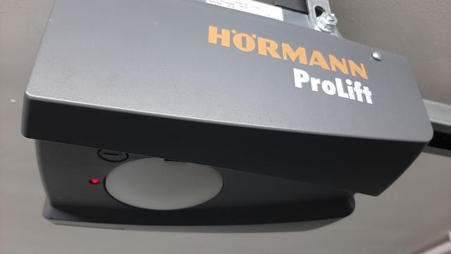 Kit Motor Puerta Garaje Hörmann Prolift
