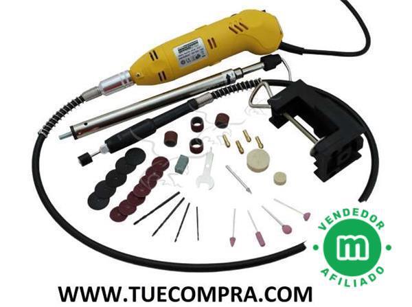 Multiherramienta  Tipo Dremel + 80 Acc