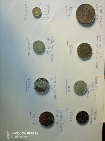 Vendo Colección Monedas