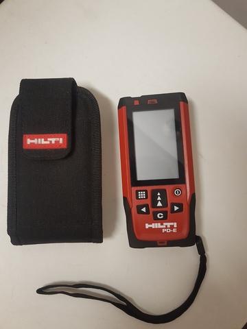 Medidor Laser Hilti Pd-E