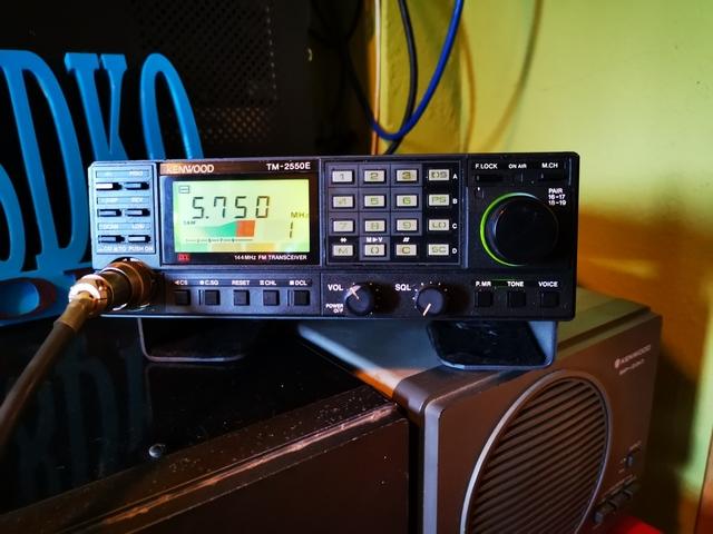 VHF  KENWOOD TM 2550E - foto 1