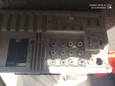 RADIO DOBLE DIN CORVY - foto 3