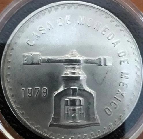 Onza Plata Pura 925, 1979 Casa De La Mon