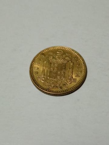 Vendo 1 Moneda De Una Peseta 1966