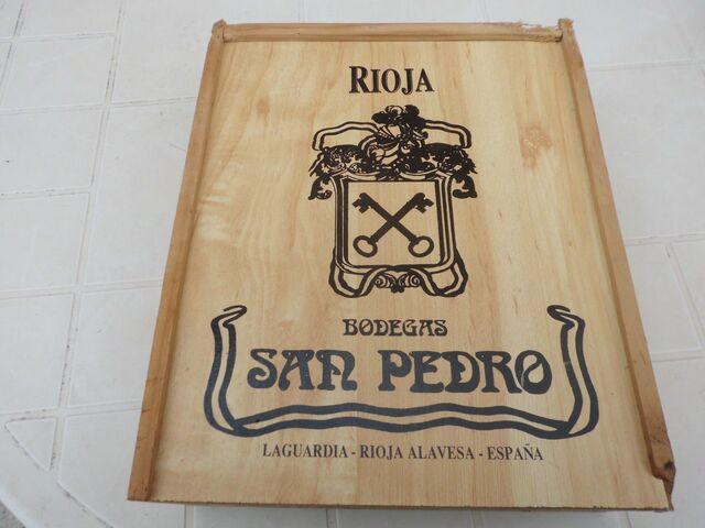 Vinos Rioja Bodegas San Pedro
