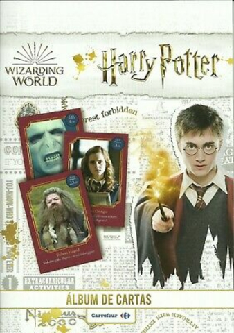 Colección Completa Cartas Harry Potter