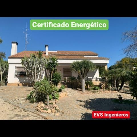 CERTIFICADO ENERGETICO ASPE - foto 1