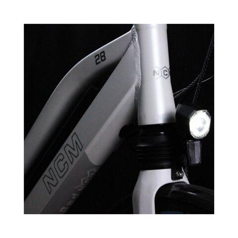 BICICLETA E-TREKKING NCM MILANO MAX N8R - foto 5