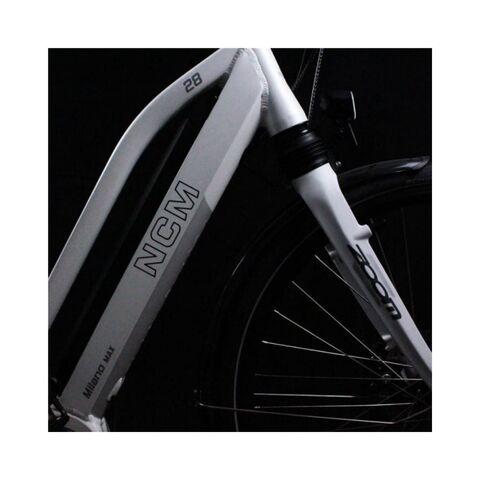 BICICLETA E-TREKKING NCM MILANO MAX N8R - foto 6