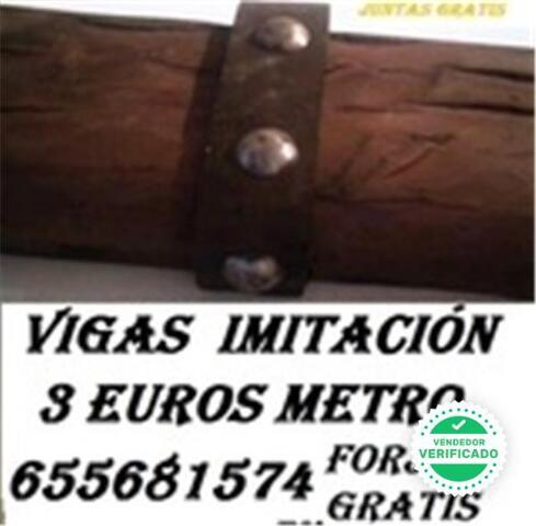 Vigas Imitación Madera Bilbao 655681574